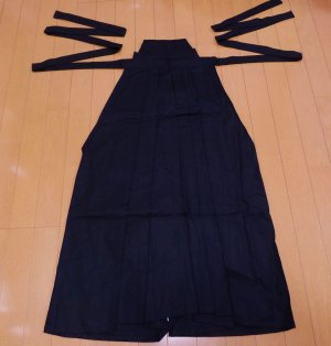 "Photo1: ""HAKAMA""( JAPANESE PLEATED SKIRT )"