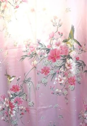 "Photo3: Magnolia  ""Happi-Jacket"" (32 inches)"